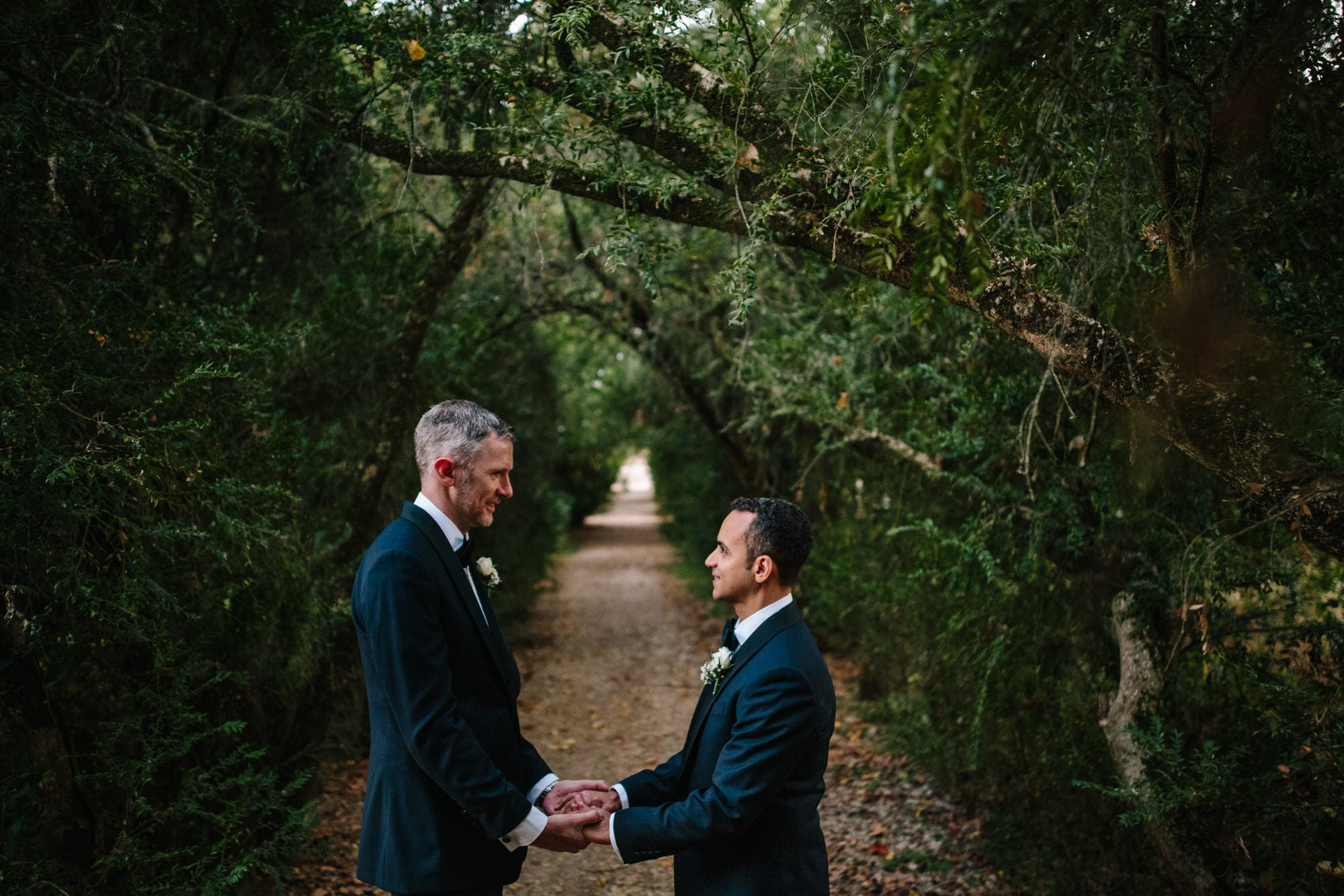 Paddy and David: Gay Destination Wedding in Lisbon